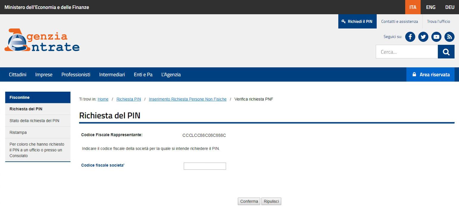 Agenzia Entrate - Assegnazione società in registrazione